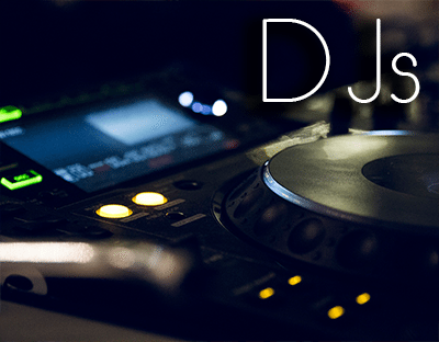 Party DJs for Hire