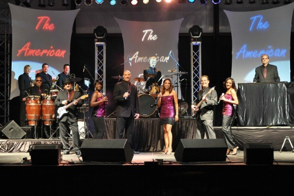 The American Flyers Wedding Band