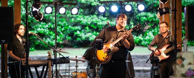 Derek Sellers Wedding Band