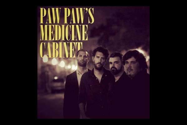 Paw Paw Medicine Cabinet