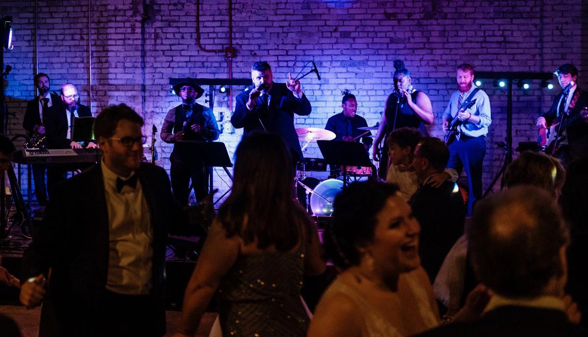 Matt Carroll Wedding Band