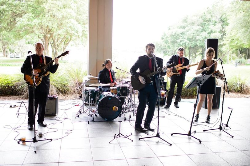 Wedding Bands for hire