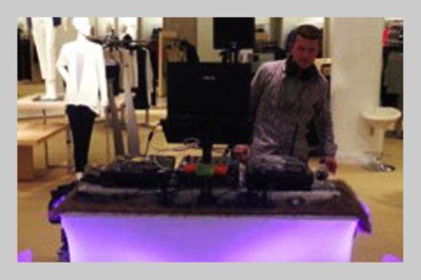DJ Jeff Beaver